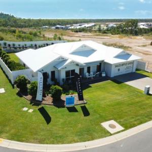 Display Home Aerial image