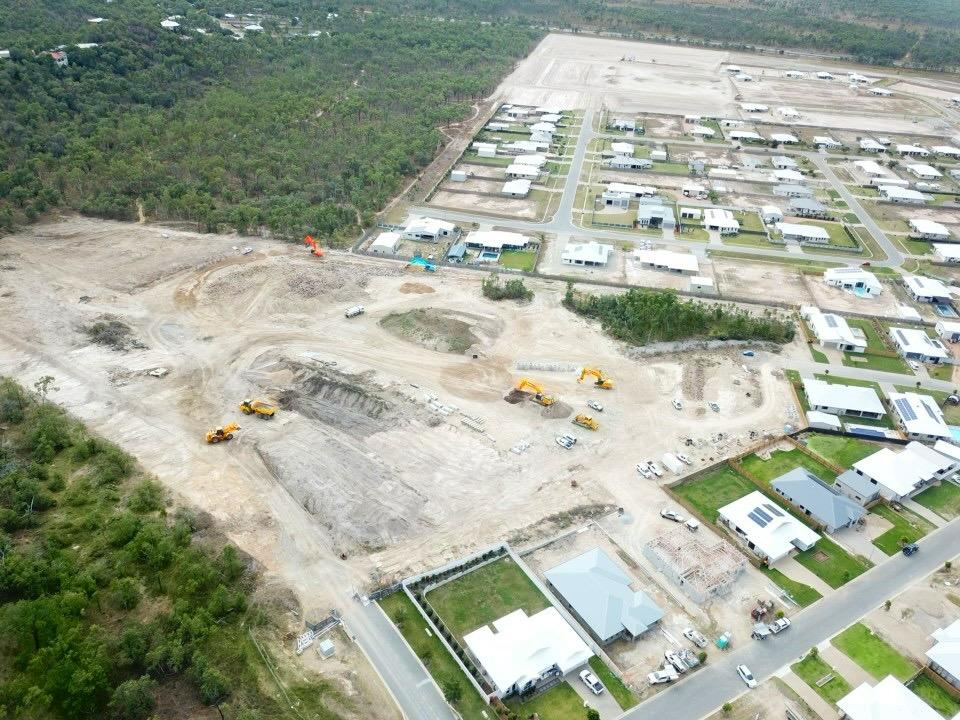 Townsville's most popular large-lot development