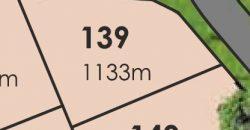 Lot 139 Yorkshire Crescent